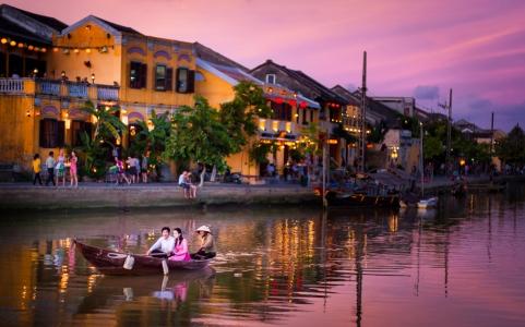 Tour du lịch Hà Nội - Đà Nẵng- Bà Nà - Cù Lao Chàm 3N2D thăm quan Phố cổ hội an