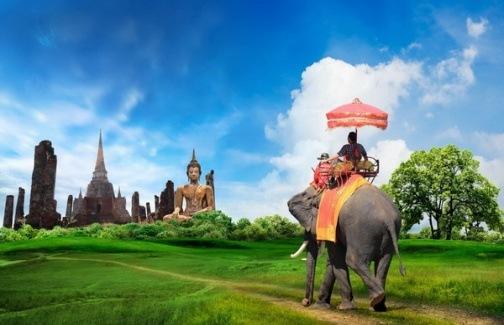 Tour du lịch Thái Lan dịp tết