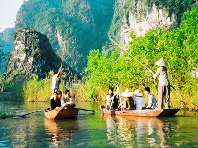 Du lịch Ninh Bình|Tour du Lịch Tam Cốc - Hoa Lư 01 Ngày Từ Hà Nội