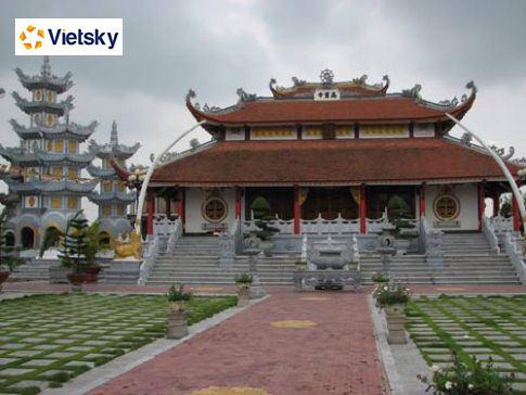 Du lịch Phú Quốc: Chùa Sư Muôn