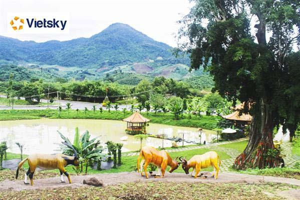 Công viên Yangbay - Du Lịch Nha Trang