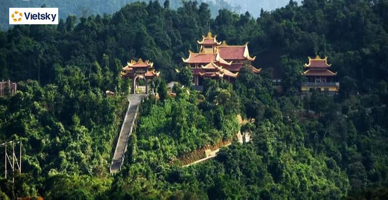 Du lịch Đà Lạt: Thiền viện Trúc Lâm