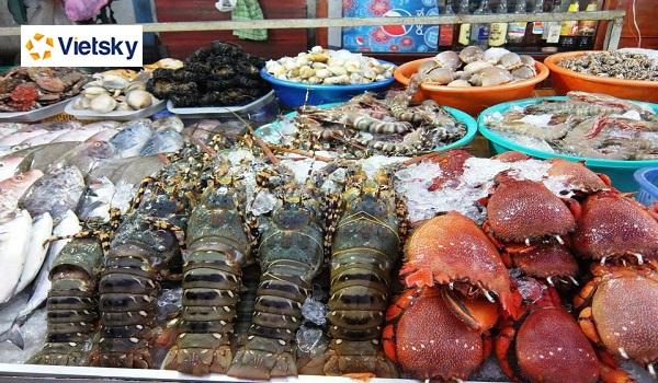 Du lich Phú Quốc: Khám Phá chợ Dương Môn