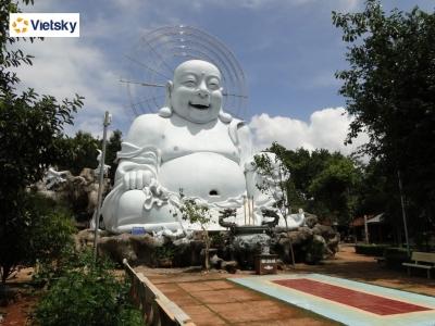 Du lịch Đà Lạt - Chùa Linh Ẩn