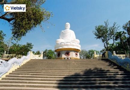 Tour du lịch Nha Trang - Chùa Long Sơn