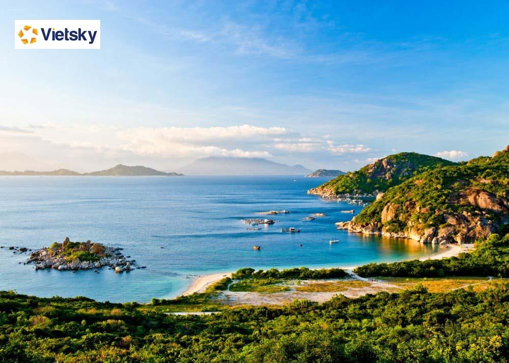 Tour du lịch Nha Trang: Đảo Bình Ba
