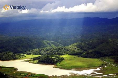 Du lịch hồ Dankia