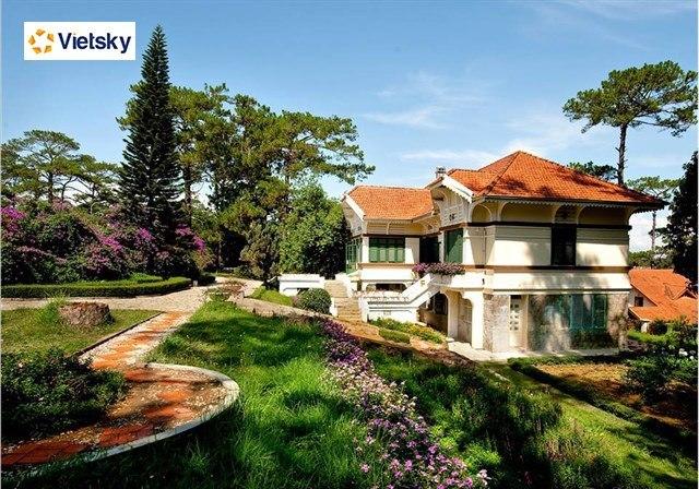 Du lịch Đà Lạt - Làng biệt thự cổ