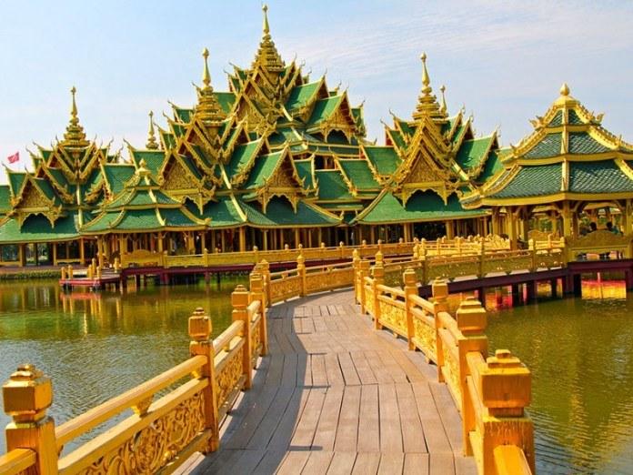 du lịch Thái Lan nên đi tour hay tự túc