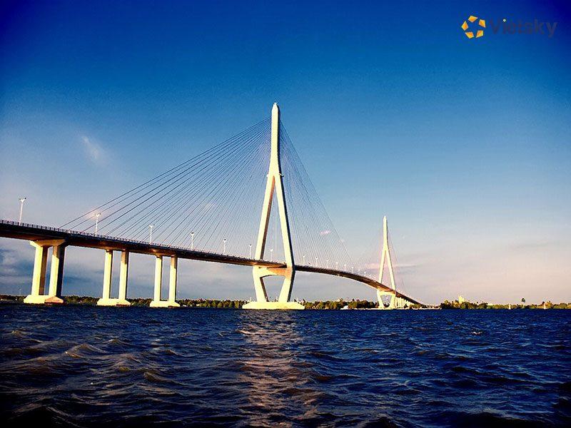 Cầu treo Mỹ Thuận