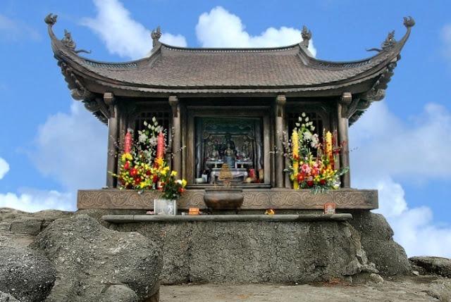 những ngôi chùa linh thiêng nhất việt nam