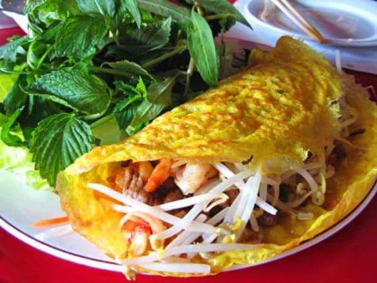 Bánh xèo Quảng Hòa