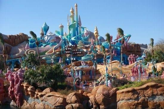Công viên Tokyo Disneyland 2