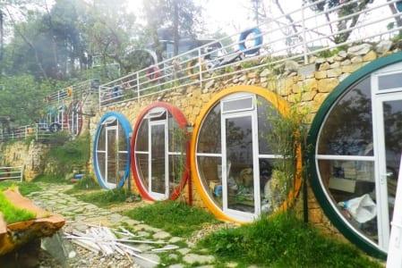 Nhà tổ ong Sapa