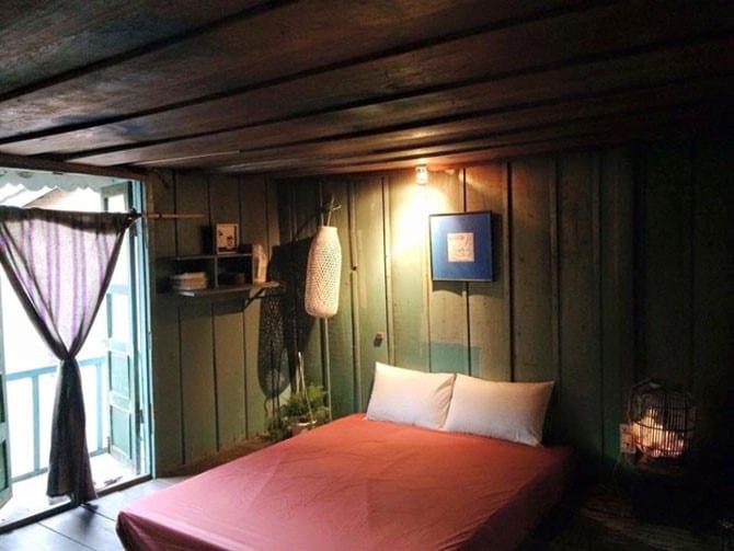 Nhà gỗ Đà Lạt