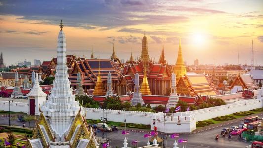 Review du lịch Thái Lan