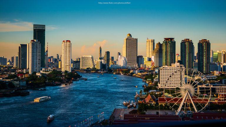 Kinh nghiệm phượt Bangkok Thái Lan
