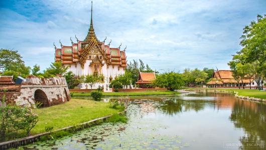 Du lịch Thái Lan nên đi đâu