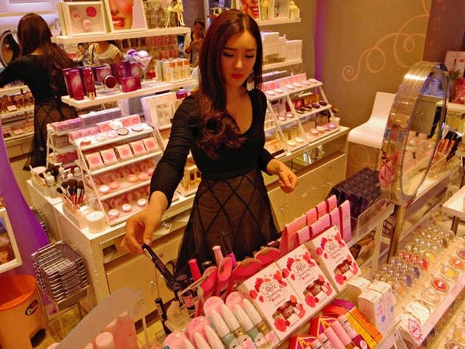 Đi Thái Lan nên mua mỹ phẩm gì