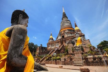 Cách đi du lịch bụi Thái Lan