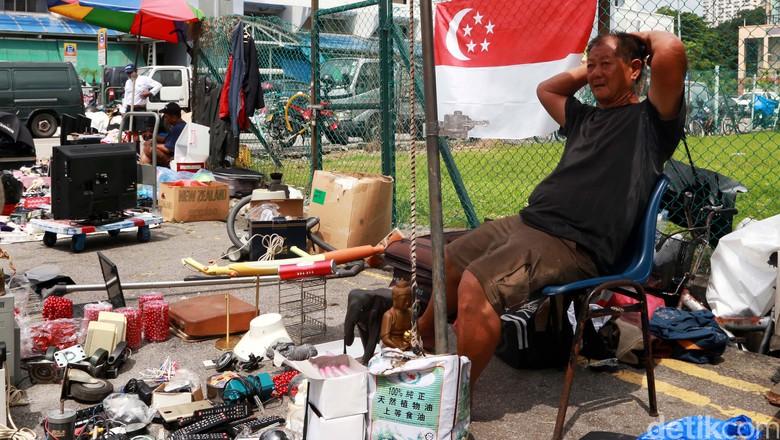 chợ ăn trộm