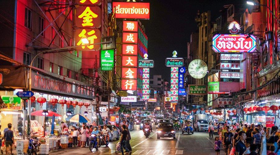 - Khu phố Tàu (Chinatown)