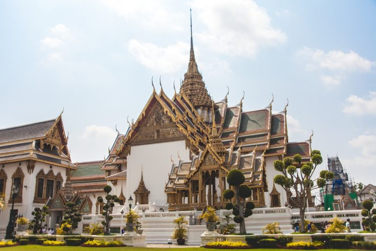 Những điểm nên đi ở Thái Lan