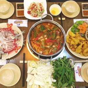 Ăn gì ở Bangkok