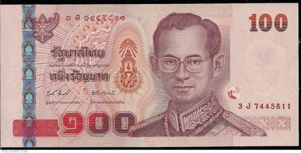 tiền Thái 100