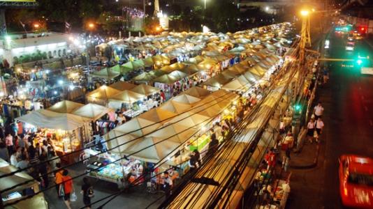 Chợ đêm Ratchadapisek