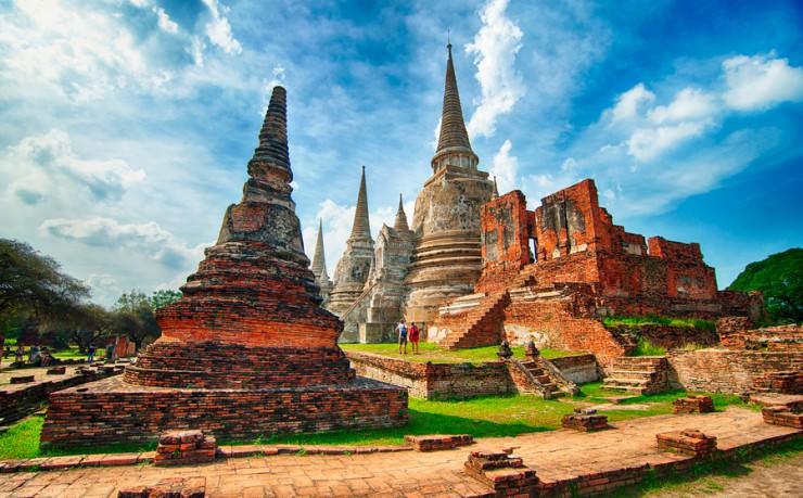 Kinh đô cổ Ayutthaya