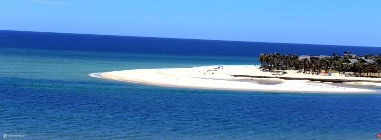Toàn cảnh biển Quảng Bình