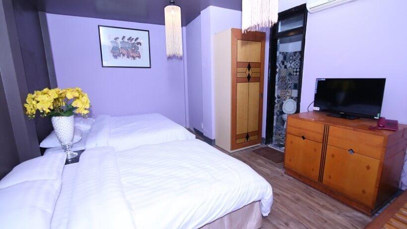 Khách Sạn Geminai