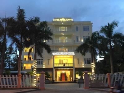 Kinh nghiệm đi du lịch biển Nhật Lệ: Khách sạn Thanh Phúc II