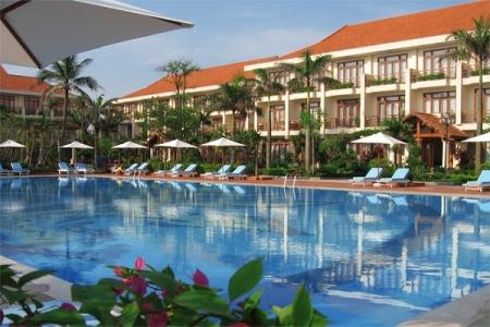 Khách sạn công đoàn Nhật Lệ tại Quảng Bình