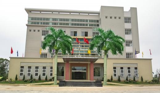 Nhà khách tỉnh ủy Quảng Bình