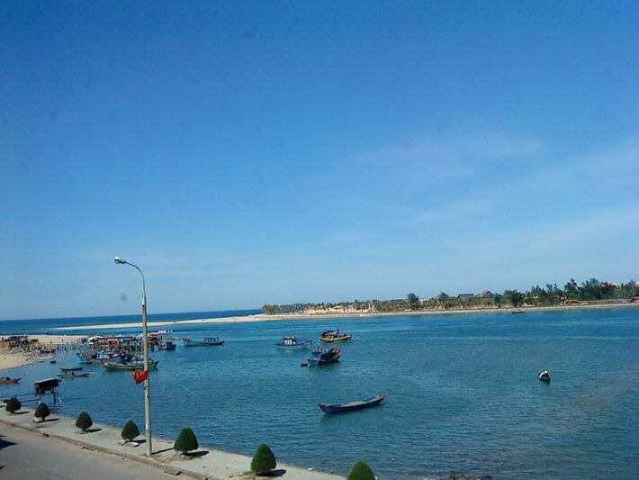 Biển Nhật Lệ Quảng Bình có đẹp không?