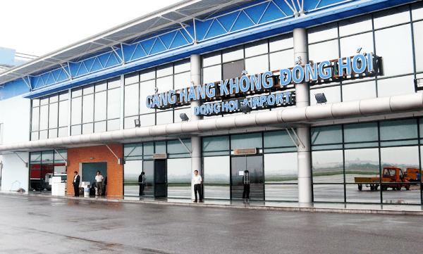 Cảng hàng không Đồng Hới Quảng Bình