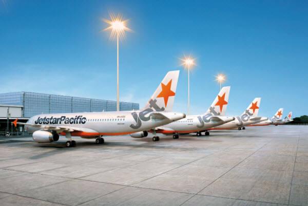 Giá vé máy bay từ Hà Nội đi Quảng Bình: Jetstar Pacific