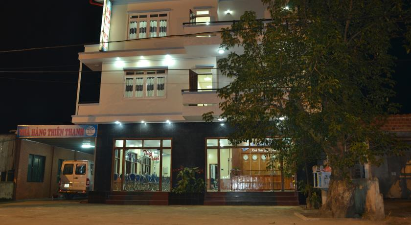 Khách sạn ở bãi Đá Nhảy Quảng Bình: Khách sạn Thiên Thanh