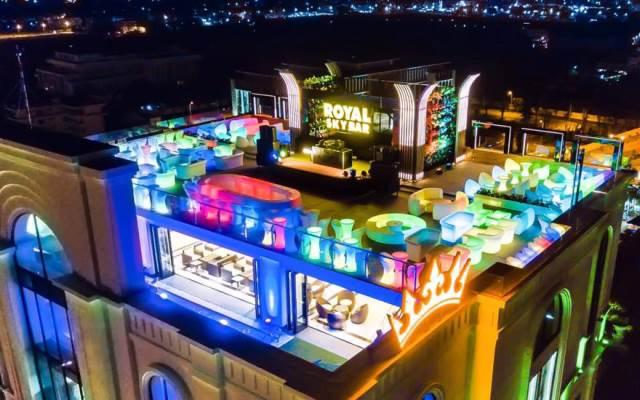 Royal Sky Bar Đồng Hới Quảng Bình