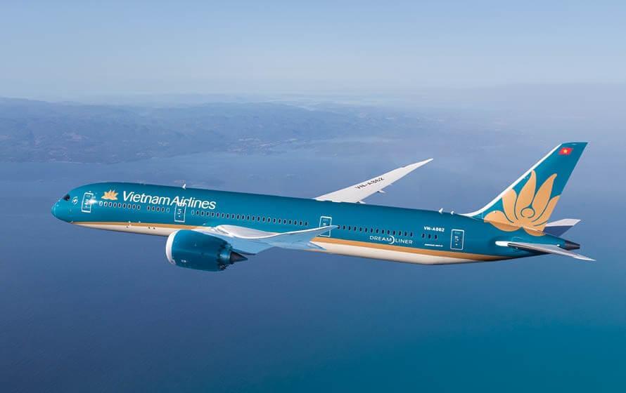 Kinh nghiệm du lịch Quảng Bình tự túc: Vietnam Airline