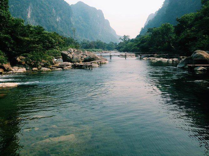 Review du lịch Quảng Bình